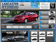 Lancaster Hyundai Website