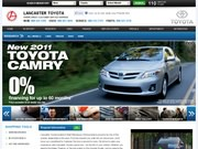 Lancaster Toyota Mazda Scion Website