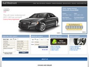 Laurel Audi of Tinley Park Website