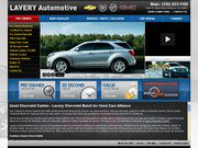 Lavery Chevrolet Buick Website