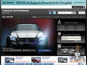 Lexus of Chattanooga Website