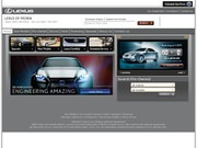 Lexus of Peoria Website