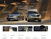 Lincoln Codiroli Car Website