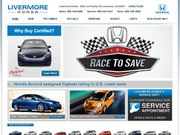 Livermore Honda Used Cars