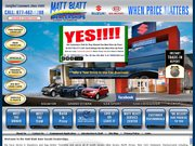 Matt Blatt Vineland Suzuki Website