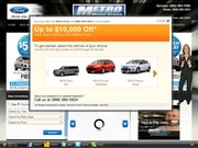 Metro Ford Website