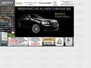 Midway Jeep Chrysler Website