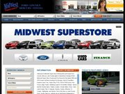 Midwest Ford Lincoln Toyota Website