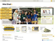 Mike Shad Ford at the Avenues Website
