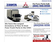 Mitsubishi Fuso Website