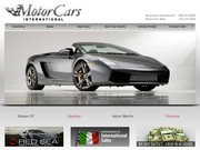 Cars International A Website