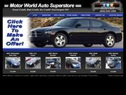 Auto World Hyundai Super Store Website