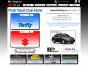Marketplace Suzuki Website