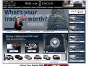 Mullinax Lincoln Website