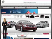 Nationwide Auto World – Nationwide Nissan Website