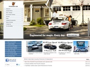 New Country Motor Cars Porsche of Greenwich Website