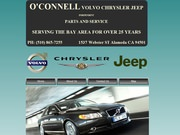 O'Connell the Volvo Specialists