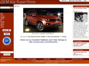 Kia Superstore Website