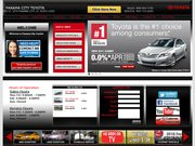 City Toyota – Used Car Department