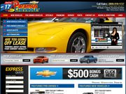Paramus Auto Mall Chevrolet Website