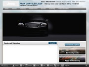 Cronic Chrysler Jeep Website