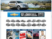 Parkway Chevrolet Website