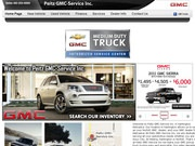 Peitz GMC Website