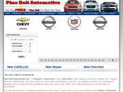 Pine Belt Kia Website