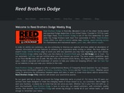 Reed Brothers Dodge