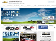 Chevrolet Ridgeway Chevrolet Website