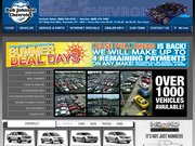 Bob Johnson Chevrolet Website