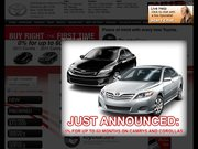 Russel Toyota Website