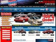 Sansone's Auto Mall Website