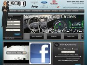 Sherwood Ford Lincoln of Salisbury Website