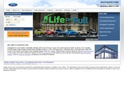 Southgate Ford Website