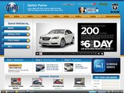 Spitzer Lakewood Chrysler Jeep Website