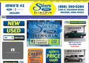 Stivers Downtown Lincoln Website