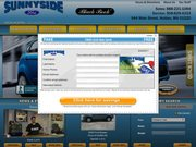 Sunnyside Ford Website