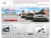 Superior Nissan Website