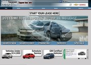 Tapper Auto Sales Website