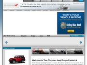 Tate Chrysler Used Cars