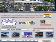 Thorobred Chevrolet Website