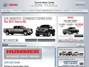 GMC – Thorson Motor Center