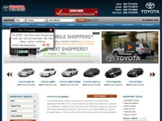 Toyota of Des Moines Website