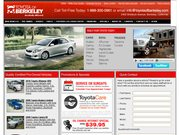 Berkeley Toyota – Used Car Lot