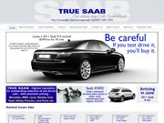 Saab of Downers Grove Website