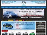 Maple Shade Mazda-Turnersville
