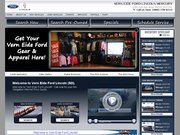 Eide Ford Lincoln Website