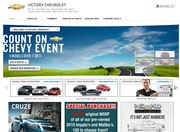 Victory Chevrolet Website