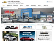 Village Chevrolet Buick Pontiac GMC Website